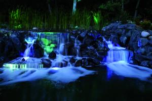 Blue-Green Falls